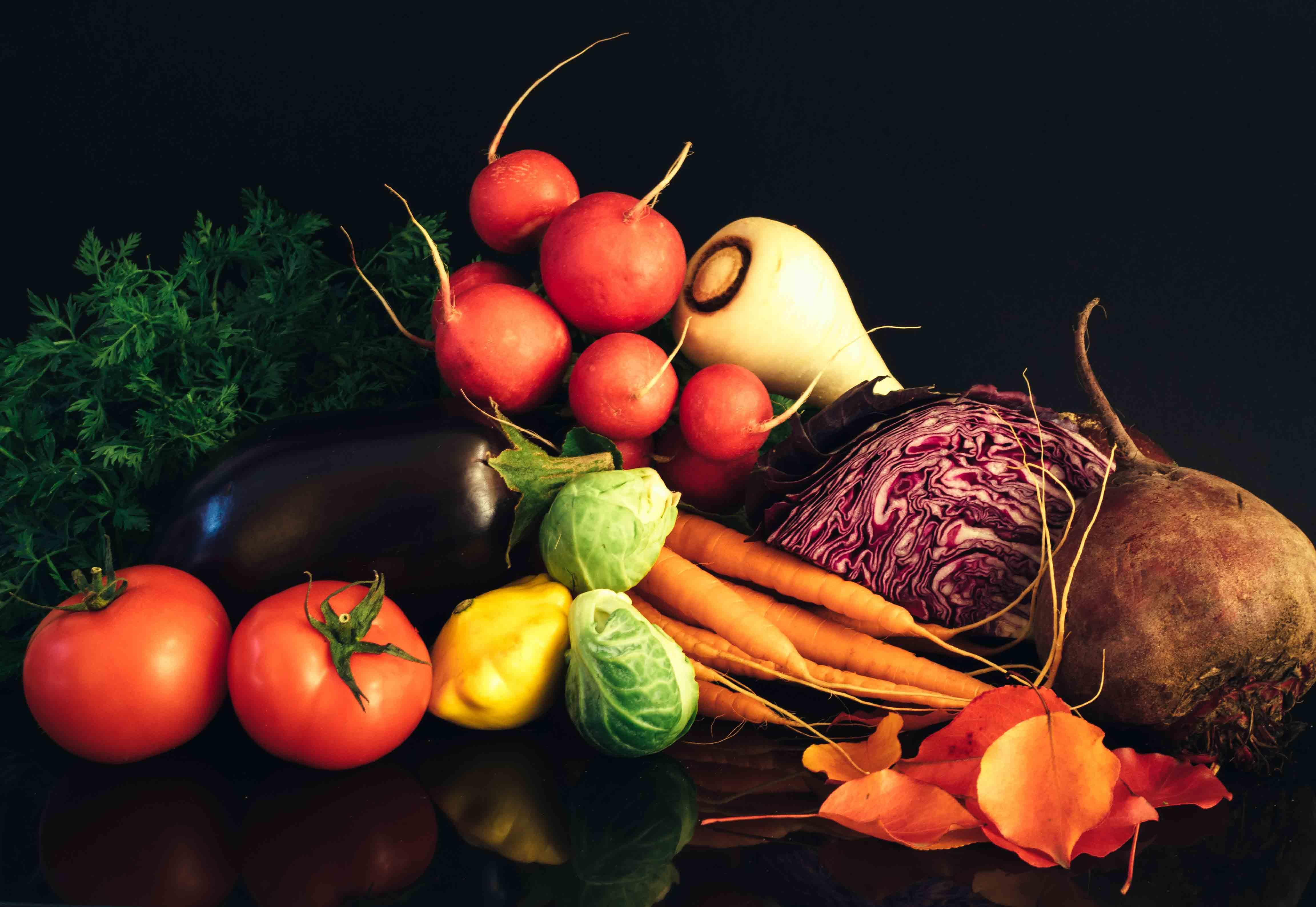 image Fruits et légumes de qualité